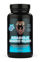 Anabolic Amino 10,000 (90 Tablets)